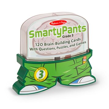 Melissa & Doug Smarty Pants Third Grade Card Set
