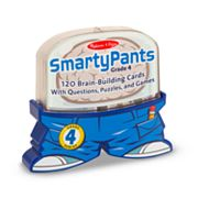 Melissa and Doug Smarty Pants Fourth Grade Card Set