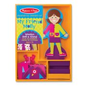 Melissa and Doug My Friend Molly Magnetic Dress-Up