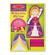 Melissa and Doug Princess Alyssa Magnetic Dress-Up