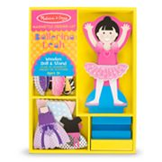 Melissa and Doug Ballerina Leah Magnetic Dress-Up