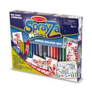 Melissa and Doug SprayZa Magic Super Deluxe Set