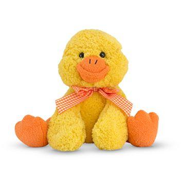Melissa & Doug Meadow Medley Ducky Stuffed Animal