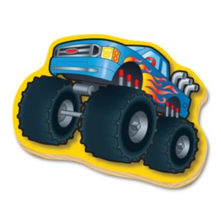 Melissa and Doug 20-pk. Wooden Vehicle Magnets