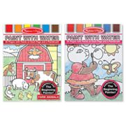Melissa and Doug Paint with Water Bundle - Girl