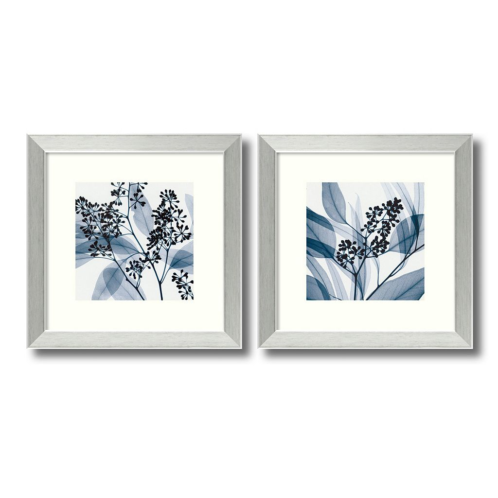 2-pc. ''Eucalyptus'' Framed Wall Art Set by Steven Meyers