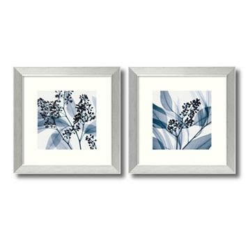 2-pc. ''Eucalyptus'' Framed Wall Art Set by Steven Meyers