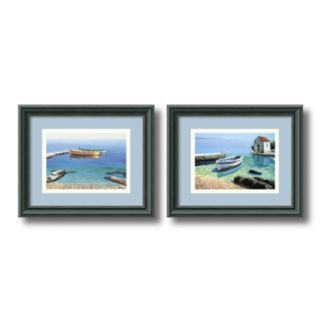 2-pc. Peaceful Morning Framed Wall Art Set by Frane Mlinar