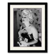 ''Marilyn Monroe, Chanel No. 5'' Framed Wall Art by Ed Feingersh