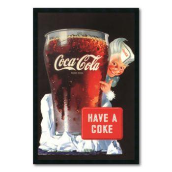 Coca-Cola Have a Coke Framed Wall Art
