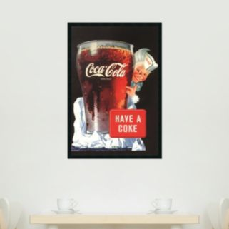 Coca-Cola Have a Coke Framed Wall Art