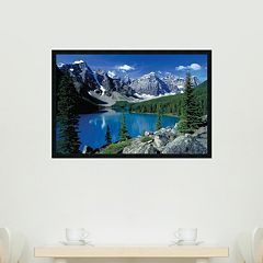 ''Moraine Lake, Banff'' Framed Wall Art