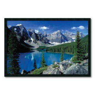 Moraine Lake Banff Framed Wall Art