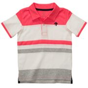 Carter's Striped Polo - Toddler