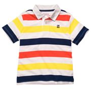 OshKosh B'gosh Striped Polo - Toddler