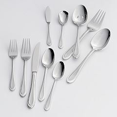 Oneida Joann 45-pc. Flatware Set