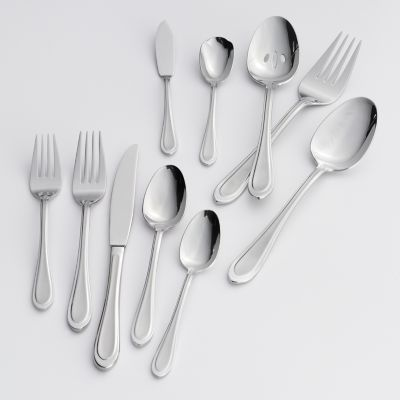 Oneida 45-pc. Joanne Flatware Set