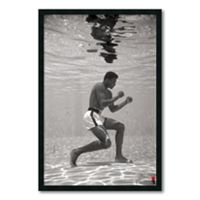 ''Ali - Underwater'' Framed Wall Art