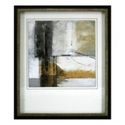 Shades of Gray II Framed Art Print