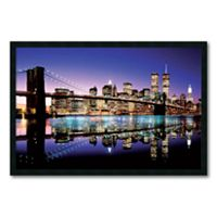 'Brooklyn Bridge'' Framed Wall Art