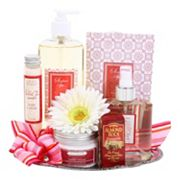 Elegant Easter Spa Gift Tray