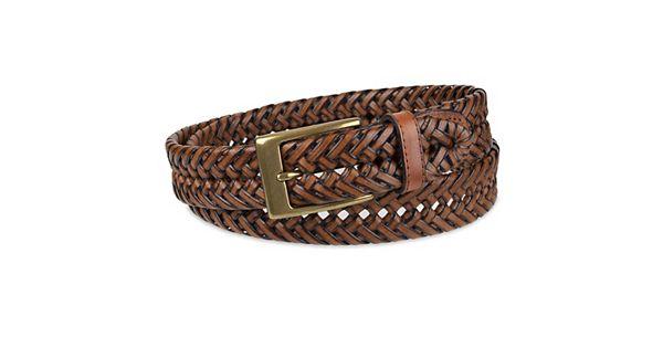 Dockers 174 Braided Belt
