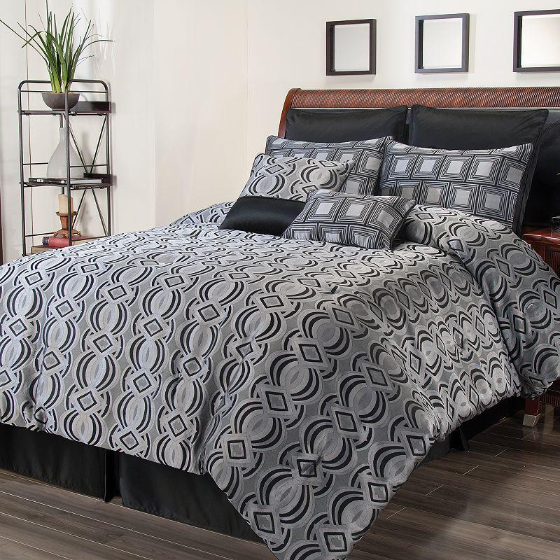 8 piece geometric bedding kohl 39 s