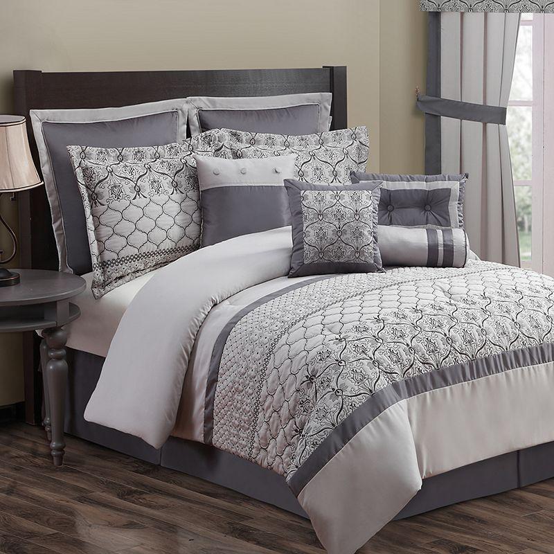 Grey Cal King Bedding Kohl S