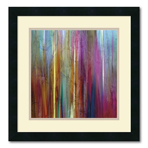 'Sunset Falls I'' Framed Wall Art by John Butler