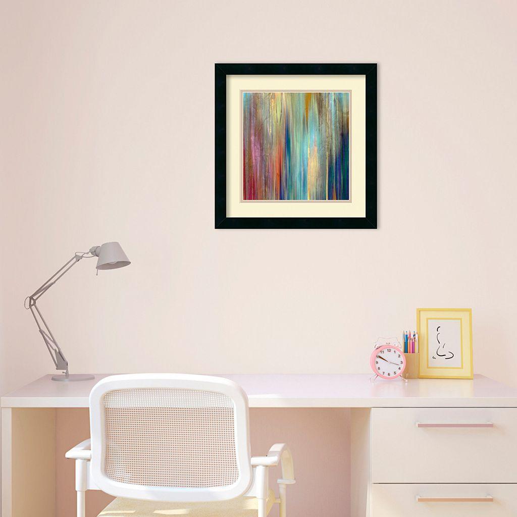 Sunset Falls II Framed Wall Art by John Butler
