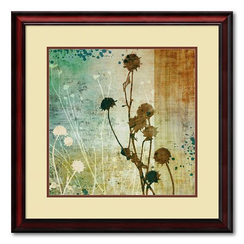 """Organic Elements I"" Framed Art Print by Tandi Venter"