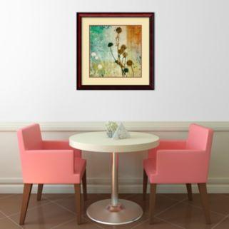 Organic Elements I Framed Art Print by Tandi Venter