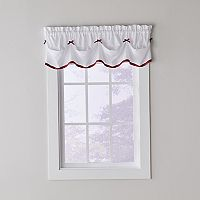 Saturday Knight Ltd. Kate Tuck Window Valance