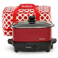 West Bend 5-qt. Slow Cooker