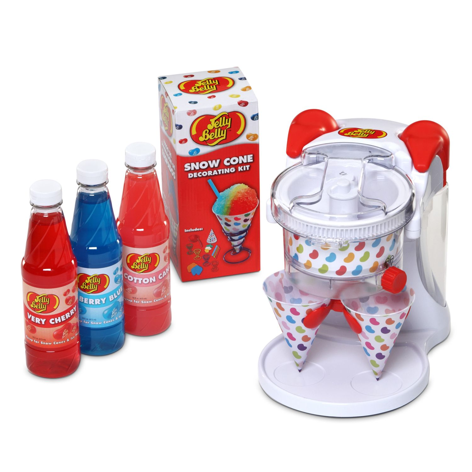 Jelly Belly Electric Ice Shaver - Walmart.com