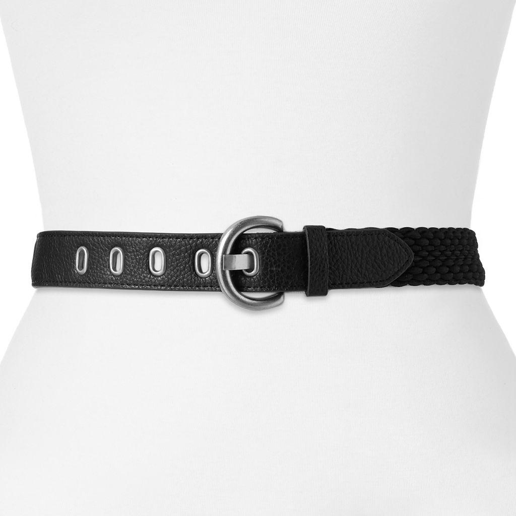 Relic Cord Stretch Belt