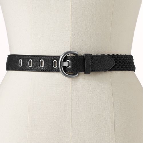 Relic by Fossil Cord Stretch Belt - Extended Size