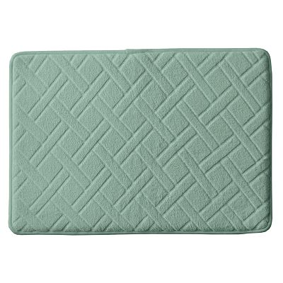 Memory Foam Cushioned Bath Rug - 20'' x 32''
