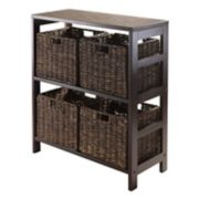 Winsome Granville Open 3-Tier Storage Shelf