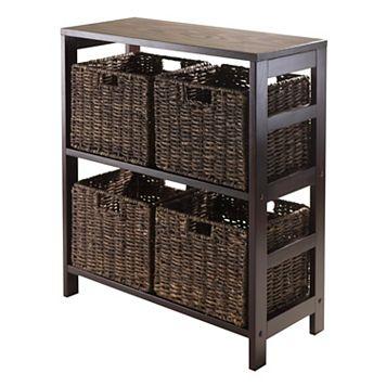 Winsome Granville Open 3-Tier Storage Shelf