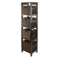 Winsome Granville 5-Tier Open Storage Shelf