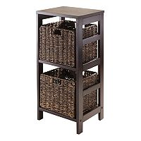 Winsome Granville 3 tier Storage Shelf