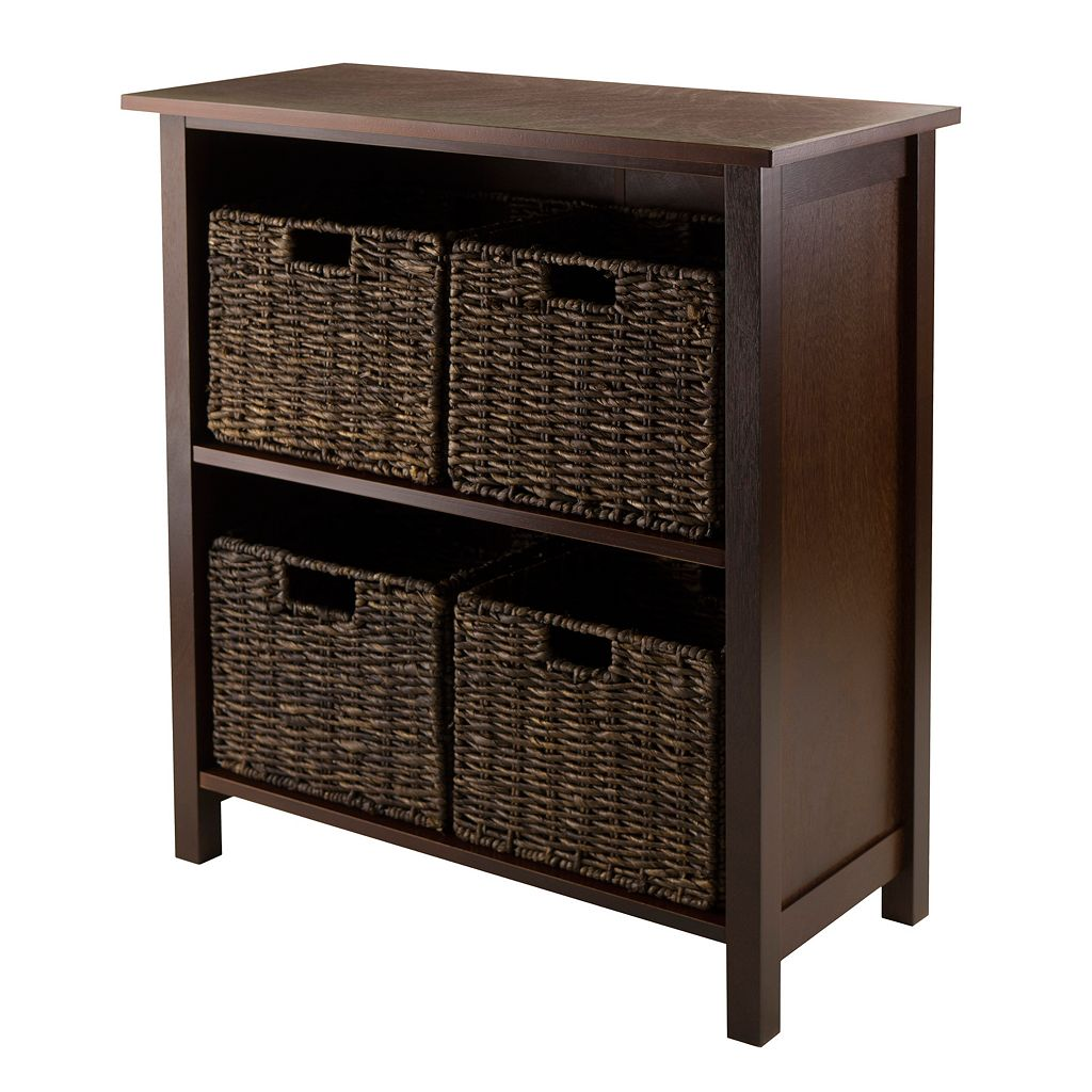 Winsome Granville 3-Tier Storage Shelf