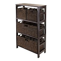 Winsome Granville 4 tier Storage Shelf