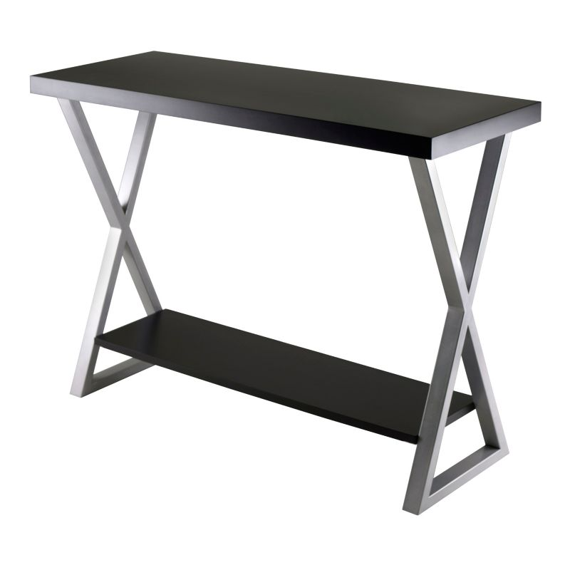 Black storage console table kohl s