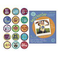 Belly Banter Growth Sticker Set by Slick Sugar - Milestones