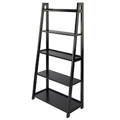 Winsome Adam 5-Tier A-Frame Shelf