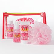 Simple Pleasures 4-pc. Wild Cherry Bath Gift Set