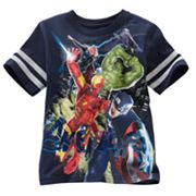Marvel The Avengers Superhero Tee - Boys 4-7