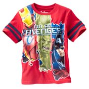 Marvel The Avengers I'm an Avenger Tee - Boys 4-7